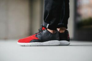 Nike-Air-Jordan-Eclipse-Black-Red-UK7-5-US8-5-EU42-Breds-Low-AJ