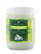 Hristina Cosmetics Anti Cellulite Firming Cream With CAFFEINE & Pineapple 200 ml