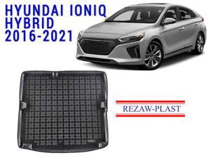 All-Weather-Rubber-Trunk-Mat-For-Hyundai-Ioniq-Hybrid-2016-2021-3D-Custom-Fit