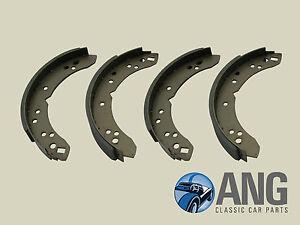 FORD-ANGLIA-100E-105E-039-54-039-67-REAR-BRAKE-SHOES-AXLE-SET-8-INCH-DRUM