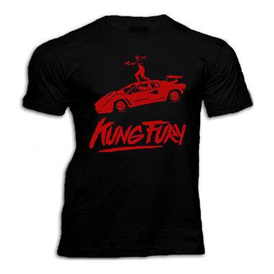 KUNG FURY 80s TRIBUTE  T SHIRT