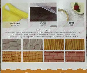 4 BlÄtter Dekorativ Wirkung Natur SchmÜckt Wand Steine Backsteine Gras Pasta To Assure Years Of Trouble-Free Service Other Baking Accessories Baking Accs. & Cake Decorating