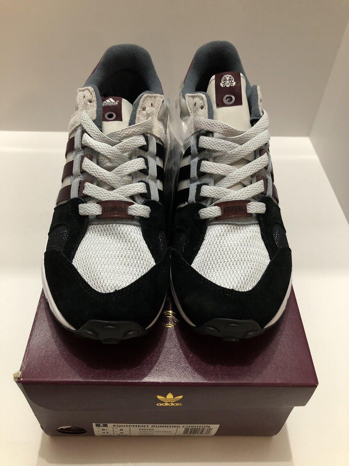 Adidas Consortium x Footpatrol Equipment Running Cushion - S80568-Men's Size 8.5