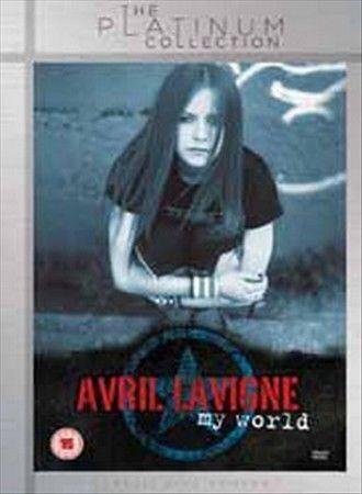 1 of 1 - My World [Video] by Avril Lavigne (DVD, Jun-2012, Sony Music Distribution (USA))