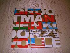 "GROOT MANNENKOOR ZWOLLE (LP) -> ""ZINGT INTERNATIONALE LIEDEREN"" [+LYRICS]"