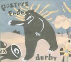 Posters Fade * by Derby (Indie Rock) (CD, Jun-2008, Green Submarine)
