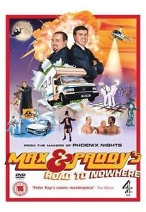 MAX AND PADDYS ROAD TO NOWHERE DVD amp THE POWER OF TWO DVD OOP RARE PETER KAY - <span itemprop=availableAtOrFrom>Enfield, United Kingdom</span> - MAX AND PADDYS ROAD TO NOWHERE DVD amp THE POWER OF TWO DVD OOP RARE PETER KAY - Enfield, United Kingdom