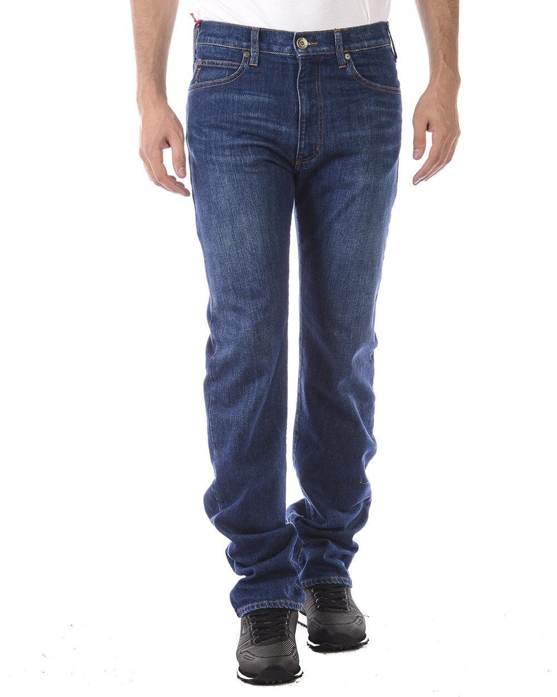 Jeans Armani Jeans Aj REGULAR FIT Cotone men Denim S6J312T 15