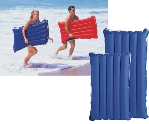 Pool Float Inflatable Canvas Surf Wave Rider Raft Tube Intex  ride surf board  100% genuine counter guarantee