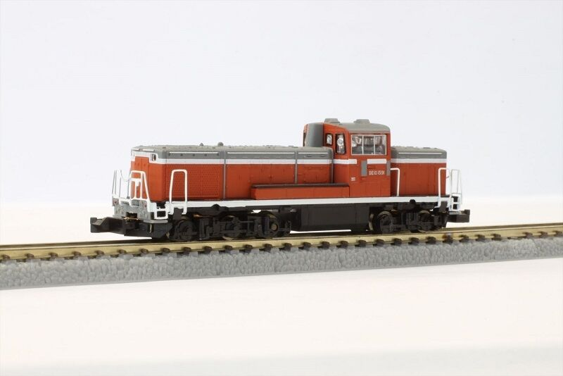 Rokuhan T012-1 Diesel Locomotive DE10 1500 A Cold District Type JNR Color - Z