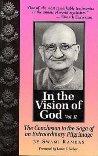 In the Vision of God, Vol. II: The Conclusion to the Saga of an Extraordinary Pi