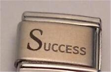 SUCCESS AUTHENTIC LASER ITALIAN CHARM 9MM CLASSIC SIZE FOR ALL BRACELETS RARE