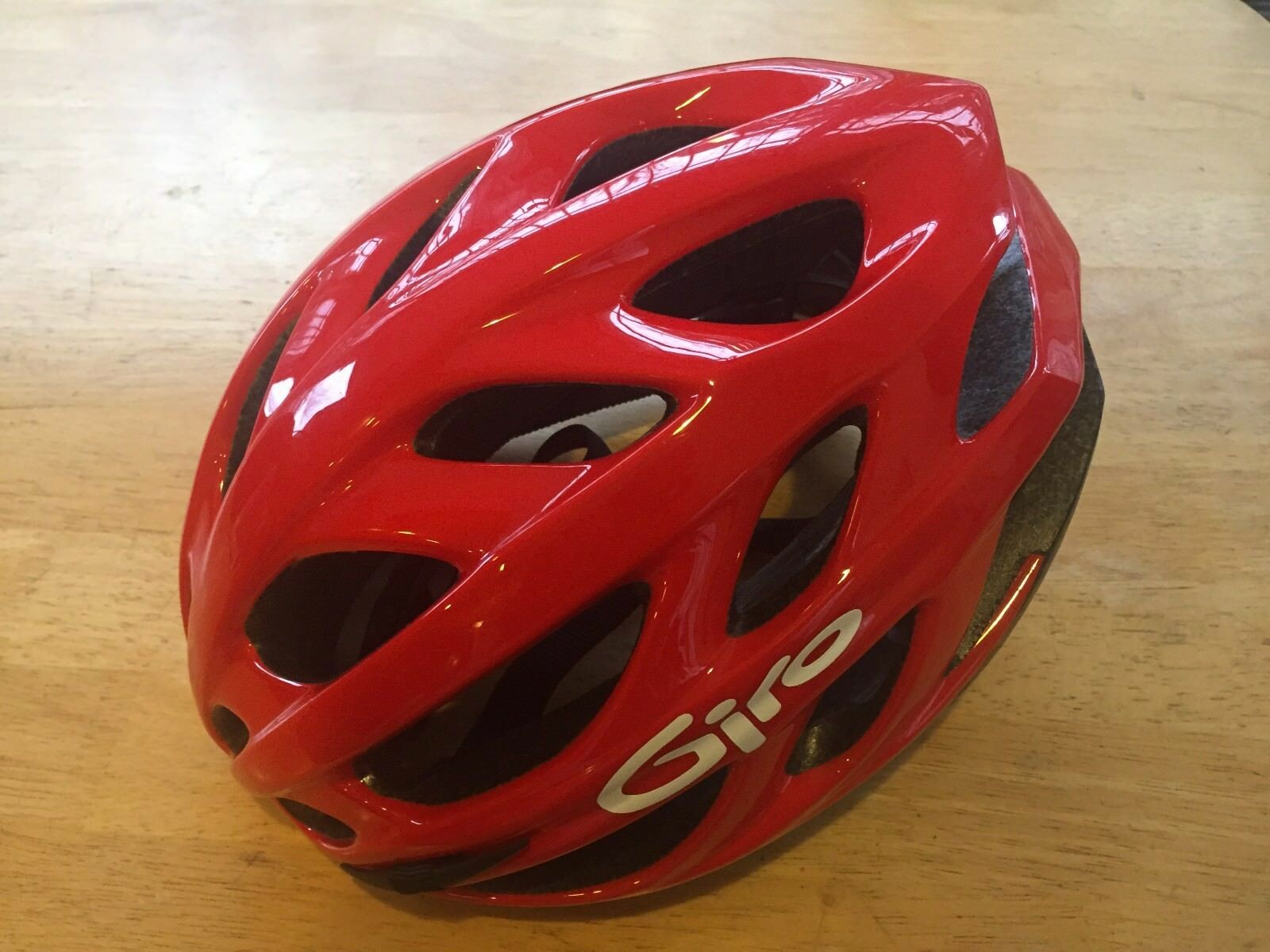 Giro E2 Cycling  Helmet S M  Red White  world famous sale online