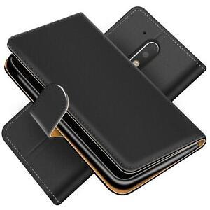 Case-Motorola-Moto-G4-G4-Protective-Flip-Case-Booklet-Cover-PU-Leather-Case