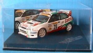 TOYOTA-COROLLA-WRC-20-2000-BURRI-HOFMANN-VITESSE-SKM110-1-43-MONTE-CARLO-RALLY