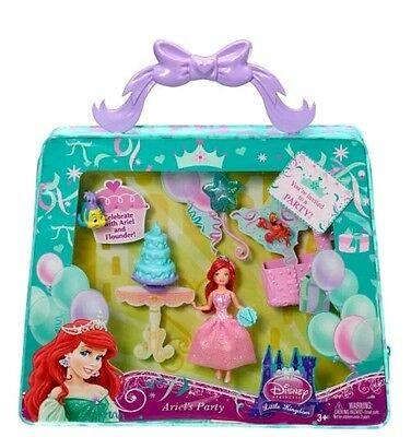 Pleasant Disney Princess Little Kingdom Magiclip Birthday Party Bag Ariel Funny Birthday Cards Online Drosicarndamsfinfo