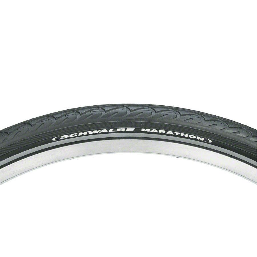 "26/"" Black 26 x 1.5 40-559 Schwalbe Marathon Plus Bicycle Tyre"