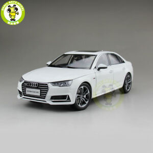 1-18-Audi-A4L-A4-Diecast-Metal-Car-Model-Toy-Boy-Girl-Gift-Collection-White