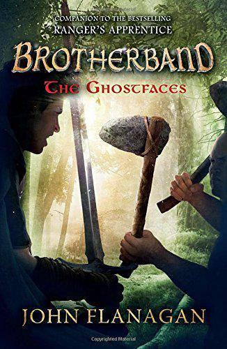 The Ghostfaces (Brotherband Book 6) by Flanagan, John, NEW Book, FREE & Fast Del