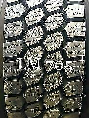 New Winter Drive Tires - Longmarch / Mjolinir  - DRIVE , TRAILER & STEER TIRES - 11r22.5 11r24.5 / 24.5 22.5 Nelson British Columbia Preview