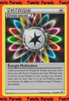 Energie Multicolore 152//162 XY Impulsion Turbo XY8 Carte Pokemon neuve FR