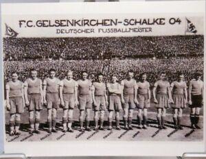 Postkarte-FC-Schalke-04-Deutscher-Fussball-Meister-im-3-Reich-PK201818