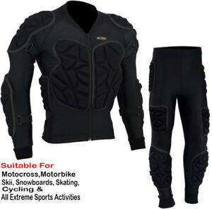 Completo-Protector-Moto-Motocross-Columna-Protector-Ce-Protector-Funda