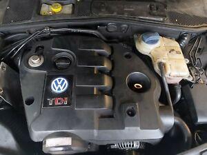 Vw-Volkswagen-Audi-pd130-Engine-1-9-Diesel-code-AVF-with-injectors