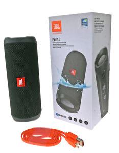 JBL Flip 4 BT Lautsprecher Black Bluetooth wasserdicht Ipx7