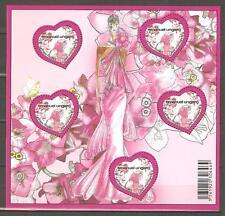 FRANCE 2009...MINIATURE SHEET n° 127 MNH **...HEARTS...EMANUEL UNGARO