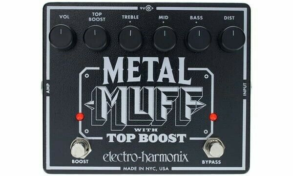 Distortion effektpedal, Electro Harmonix Metal Muff