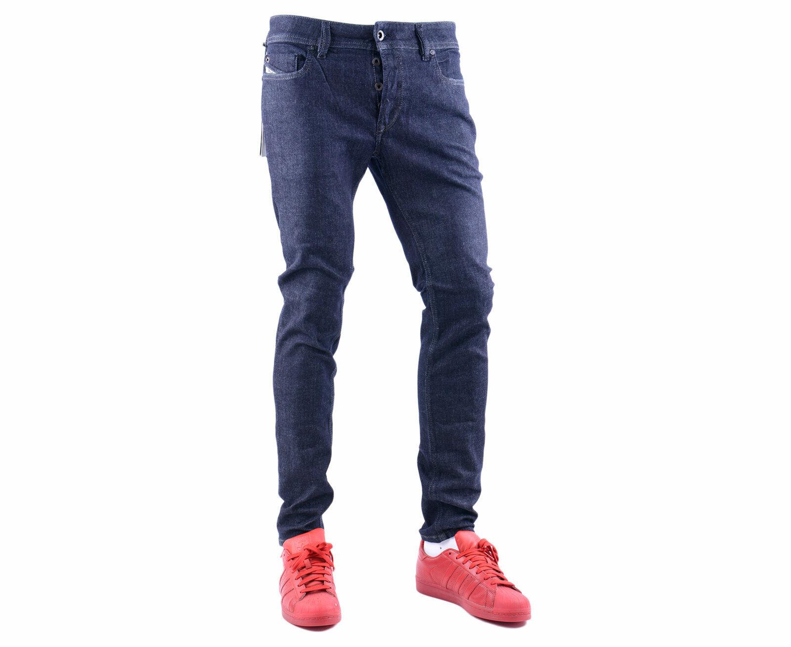 DIESEL SLEENKER 0849D W31 L30 Mens Denim Jeans Stretch Slim Fit Skinny