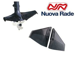Nuova-Rade-Outboard-Engine-Hydrofoil-Doel-Fins-Stabilisers-4-50hp