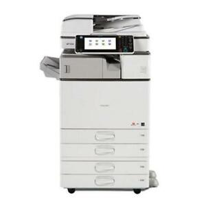 $39/month Lease 2 Own 11x17 Ricoh Colour Laser Printer Copier MP C2503 Photocopier used Color Office Printers for sale Ontario Preview