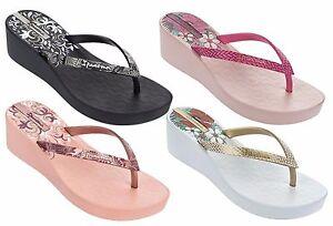 cuneo Shoes Mare zoccoli Sandali Womens Infradito Alto Ipanema Deco pantofole U5Yq1xT