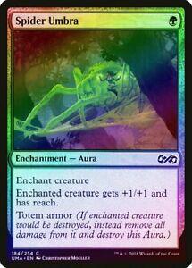 Snake Umbra FOIL Ultimate Masters NM Green Common MAGIC MTG CARD ABUGames
