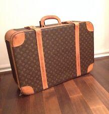 LOUIS VUITTON - Vintage Jetsetter Monogram Luggage Handbag Suitcase Trunk Sz 70