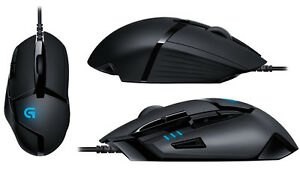 4965e901c92 Image is loading BRAND-NEW-Logitech-G402-Hyperion-Fury-ULTRA-FAST-
