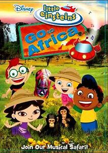 Disney-Little-Einsteins-Go-To-Africa-African-Safari-Sphinx-Ivory-Coast-Kids-DVD