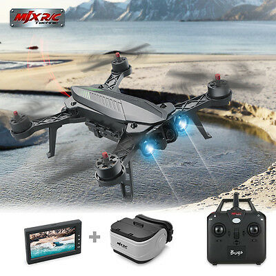 MJX B6 Bugs 6 Brushless 2.4G 4CH Racing Quadcopter RTF With C5830 Camera 3D Roll