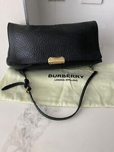 Burberry Medium Mildenhall Leather Shoulder Bag $995.00