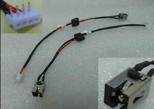 Original DC power jack for Toshiba Satellite A660 A660D A665 A665D C660 C660D
