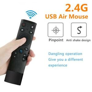 Q5 2.4G Air Mouse Six Axis Gyroscope Remote Control For Laptop Computer HTPC And