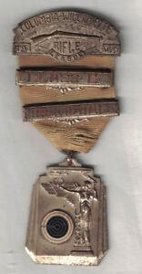 1940 Rifle League Shooting Medal Columbia Willamette Oregon CLASS C INDIVIDUAL