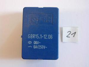 Relais-GBR-15-1-12-06-6-V-6-A-250-V-AC-2x-um-liegend-Relay