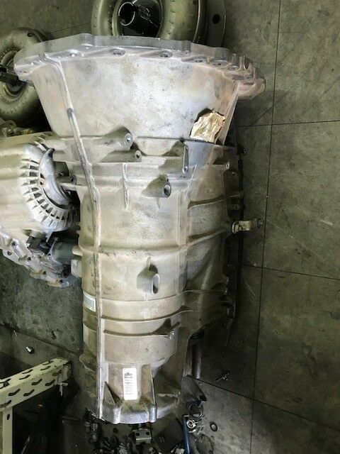 Discovery 4    TDV6   Gearbox (RECONDITIONED)