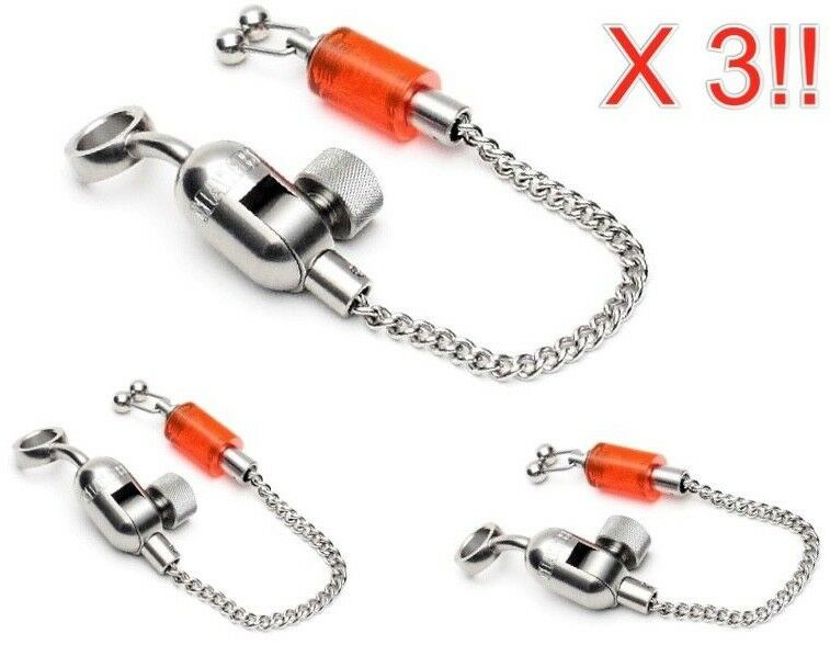 3 3 3 x Matrix Innovations Deluxe DINKY HOT HEAD Bobbin KIT DI ACCIAIO INOX ROSSO c9e397