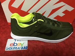 Nike MayFly Lite SE 876188-300 Men s Running Shoes Legion Green Size ... 21bd3b68c