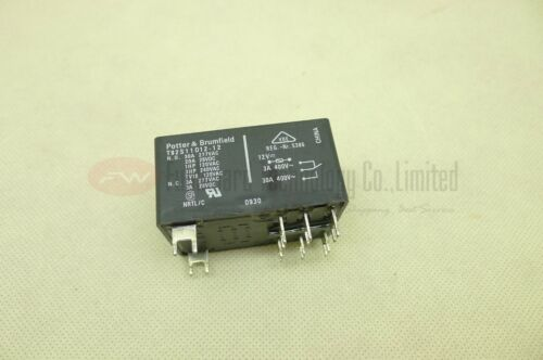 T92S11D12-12 Power Relay 30A 12VDC 8 Pins x 1pc