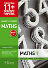 11+ Practice Papers, Maths Pack 2 (Multiple Choice): Maths Test 5, Maths Test 6, Maths Test 7, Maths Test 8 by GL Assessment (Pamphlet, 2011)